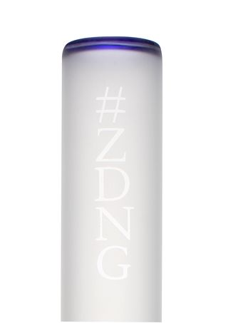 View from ZDNG Logo Puncher RF Bong