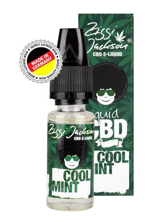 Cool Mint CBD E-Liquid 500mg
