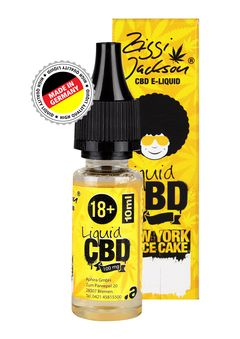 NY Space Cake CBD E-Liquid 500mg